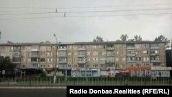 Жилой дом в Луганске