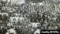 Татар-башкорт хәрбиләре
