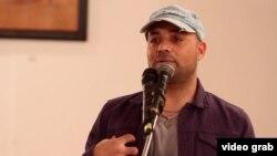 الفنان العراقي حسن هادي في مهرجان بالمغرب