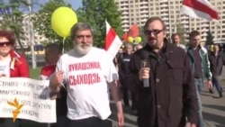 Інтэрвію з Юрыем Рубцовым на Чарнобыльскім шляху