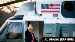 """Fostul președinte american riscă să fie pus sub acuzare pentru """"incitare la insurecţie"""""""