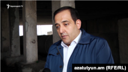 Представитель СГК Хачик Акопян, 6 ноября 2018 г.