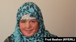 """""""The shelter has helped me a lot,"""" says Mumtaz. """"If they hadn't helped me, I probably would have died."""""""
