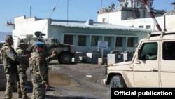 Армянские миротворцы в Афганистане