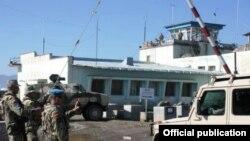 Армянские миротворцы в Афганистане, фотография Министерства обороны