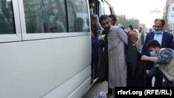 جمعآوری معتادان در شهر کابل توسط وزارت صحت