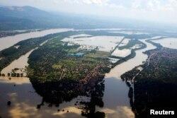 Inundații în Ungaria, iunie 2013