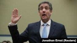 Ish avokati i president Trump, Michael Cohen