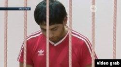 Задержанный гражданин Таджикистана Абдумуким Мамадчонов