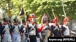 Севастополь, День исторического бульвара, архивное фото, 2016 год