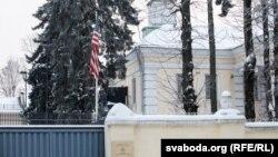 Амбасада ЗША ў Менску. 11 студзеня 2019 году