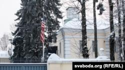 Амбасада ЗША ў Менску, архіўнае фота