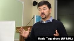 Марғұлан Сейсембаев.