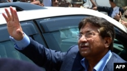 Pervez Musharraf returned to Pakistan last month.
