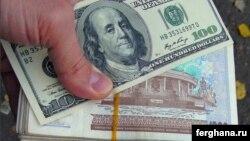 Ўзбекистонда 21 май куни доллар 600-650 сўмга арзонлади.