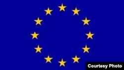 EU -- EU flag, 09Oct2011