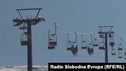 Попова Шапка, скијачки центар.
