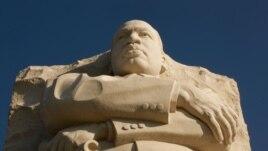 Vaşinqtonda Martin Luther King'in abidəsi, 2011
