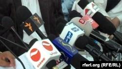خپلواک صافی: برای ۳۵ رسانه جدید جواز فعالیت داده شد