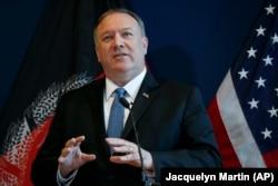 U.S. Secretary of State Mike Pompeo (file photo)