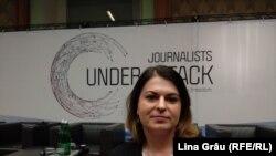 Jurnalista Natalia Radina
