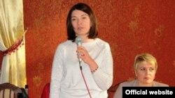 Эльмира Аблялимова