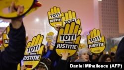 La protestele de la 26 noiembrie la București
