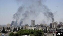 Сирия - Город Хомс, 9 июня 2012 г.