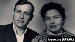 Рефат і Мусфіре Муслімови, 1967 рік. Фото з сімейного архіву
