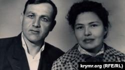 Рефат и Мусфире Муслимовы. 1967 год. Фото из семейного архива.