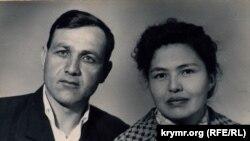 Refat ve Musfire Muslimovlar, 1967 senesi. Qoranta arhivinden alınğan foto