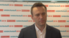 Alexei Navalny opened his campaign headquarters in the central city of Kostroma on April 22.
