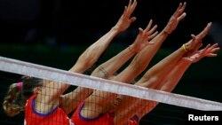 Odbojkašice Srbije na Olimpijskim igrama u Riju