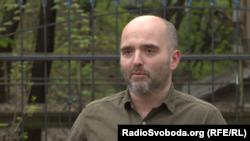 Денис Киркач, журналіст із Луганська