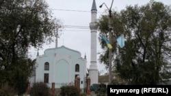 Мечеть у Новоолексіївці, ілюстраційне фото