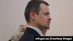 Олексій Марценюк, заступник міністра оборони України