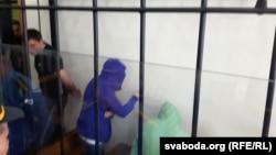 Суд у Магілёве, дзе ў 2017 годзе вынесьлі сьмяротныя прысуды