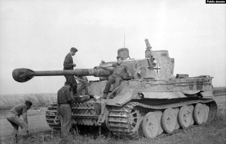 "Танк Pz.VI ""Тигр-1"""