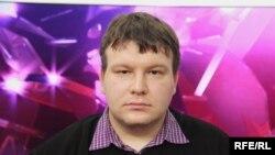 Российский правозащитник Николай Кавказский.
