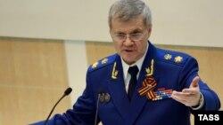 Kryeprokurori rus, Yury Chaika