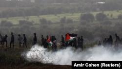 Rripi i Gazës, 30 mars, 2019.