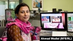 Rabia Akram, Radio Mashaal's correspondent in Islamabad.