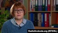 Валентина Самар, розслідувачка ресурсу «Центр журналістських розслідувань»