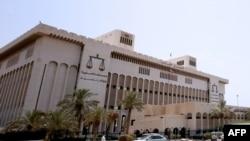 Pamje të një gjykate në Kuvajt