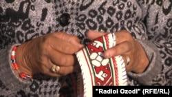 Ваханские тюбетейки являются символом солнца и счастья