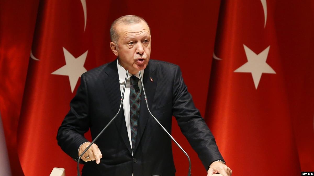 Эрдоган может посетить Россию в октябре – Кремль