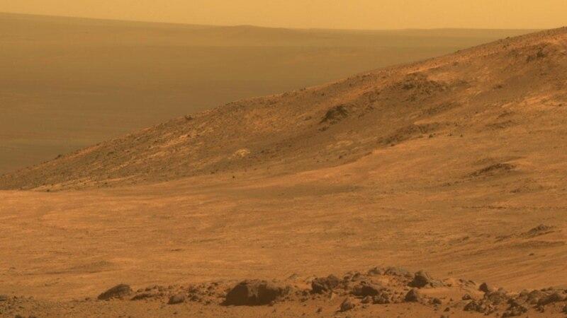 حضور کاوشگر «فرصت» در سطح مریخ از پنج هزار روز گذشت