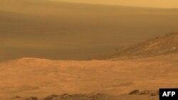 Марсіанський пейзаж, знімок NASA