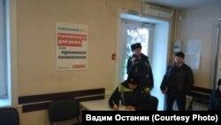 Обыск в региональном штабе Навального (архивное фото)