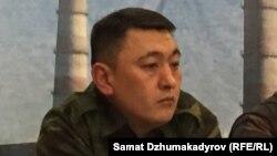 Нурлан Өмүркул уулу.